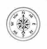 Kompas Compass Bussola Disegno Boussole Colorare Kleurplaat Malvorlage Coloriage Psf Disegni Disegnare Herunterladen Grosse Abbildung Gratis Wikimedia Schulbilder Coloring Dica sketch template
