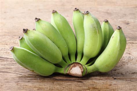 cuisiner des bananes banane verte bienfaits des bananes vertes ooreka