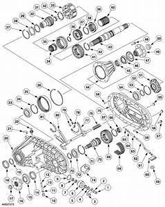 Transfer Case Questions