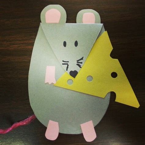 preschool mouse craft kick starting our theme month for storytime here 555