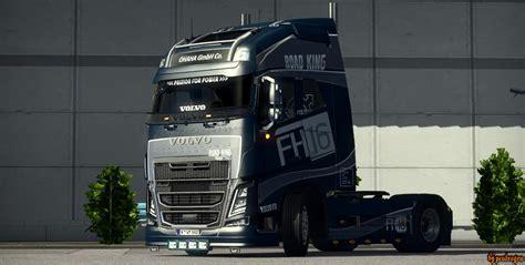 Volvo Fh 2012 190  Ets2 Mods  Euro Truck Simulator 2