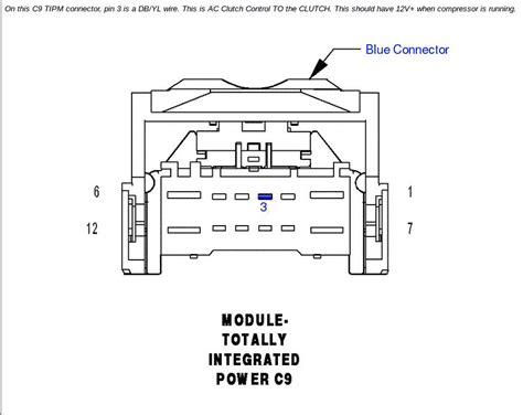 2015 Dodge Ram 2500 Wiring Harnes Ac Controll by Benchtest Garage Repairing A Dodge Ram Air