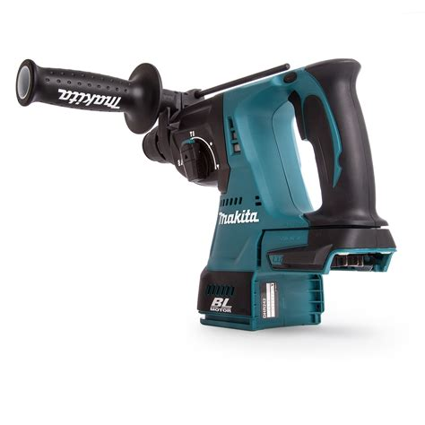 makita  cordless brushless combination rotary hammer