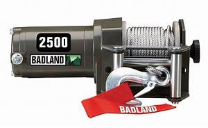 2500 Badland Winch Replacement Remote
