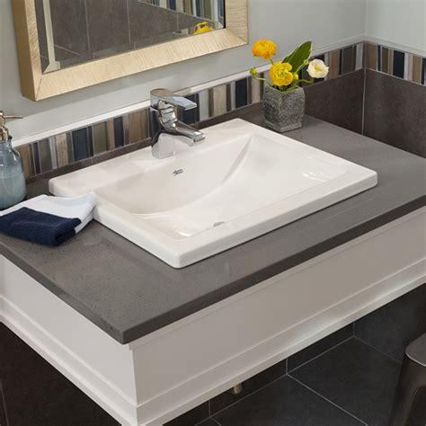 drop in bathroom sink with granite countertop sink countertops bathroom universalcouncil info