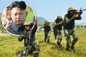 China drills troops near North Korea border in show of ...