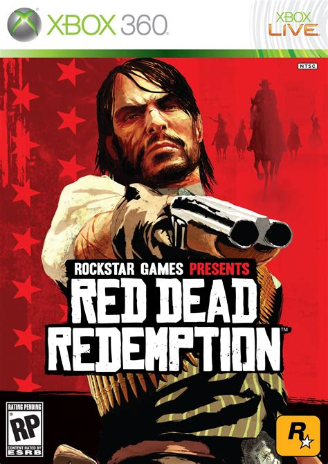 Red Dead Redemption Box Art Revealed