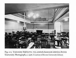 Janice Havasy '16: University Hall – 250+ years of Brown