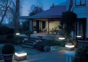 balkon und garten lampen leuchten moderne coole ideen With französischer balkon mit leuchten garten