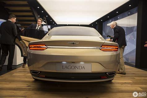 Geneva 2018 Aston Martin Lagonda Taraf