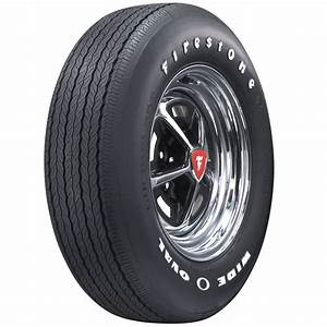 firestone wide oval raised white letter classic muscle car With 15 inch white letter tires