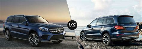 Новый mercedes gls, оклейка кузова под maybach. 2019-GLS-450-vs-GLS-550_o - Mercedes of Salem
