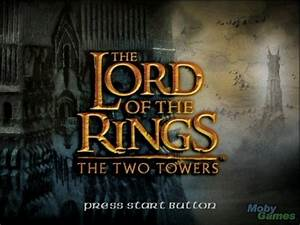 Lord Of The Rings The Two Towers Cheats Ps2 Auto Design Tech