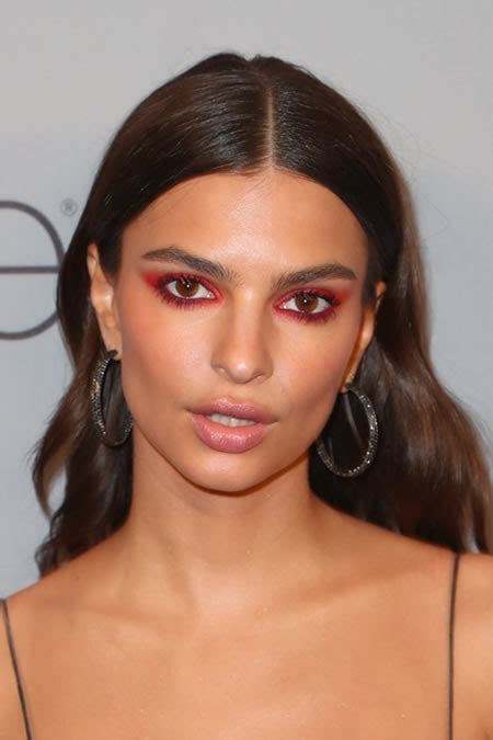 emily ratajkowski cosmetic surgery boob job nose lip