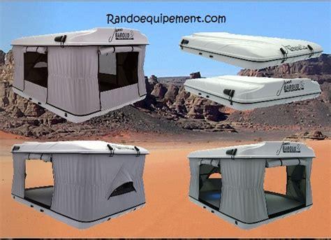 x tente de toit baroud evasion 3 portes classique