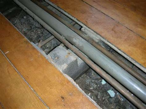 how to fix creaking floorboards diy