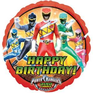 power rangers cake toppers happy birthday power rangers balloon