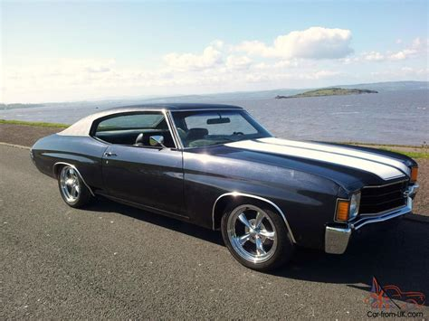 chevrolet chevelle   matching numbers