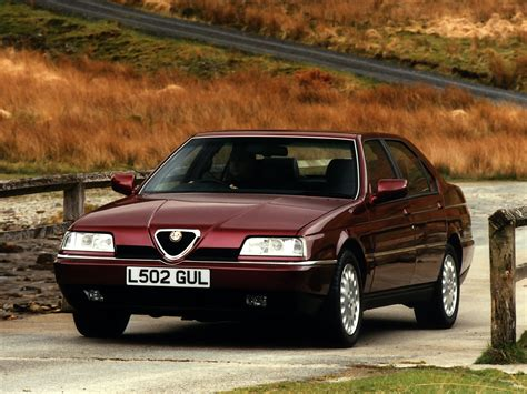 Alfa Romeo 164  Cool Cars Wallpaper