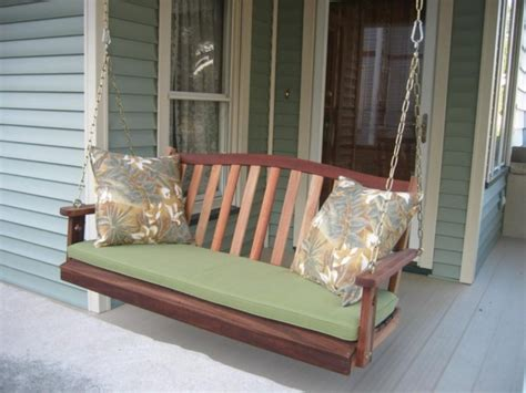 porch swing with cushions 3 seat swing replacement cushions pic jbeedesigns