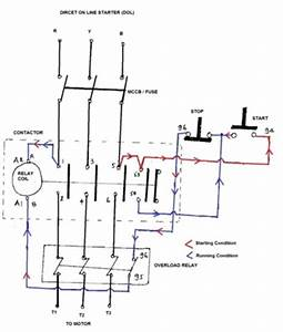 power engineering dol starter With images dol starter wiring diagram images dol starter wiring diagram