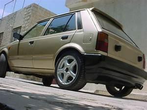 M Jub 1985 Daihatsu Charade Specs  Photos  Modification