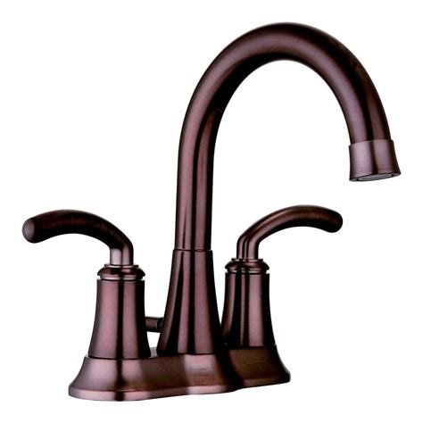 Waterfall Roman Tub Faucet by Centerset 2 Handle Deck Mount Bathroom Faucet Oil Rubbed