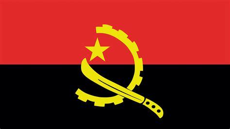 Bandera de Angola