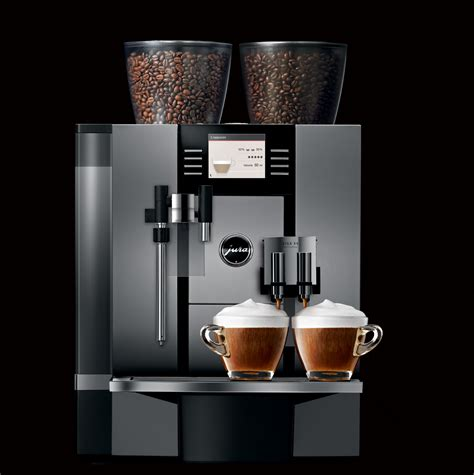 The type of grinder differs depending on the model, though. Jura Coffee Machines, Jura Bean to Cup Commercial Automatic Equipment.
