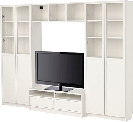 Billy Bookcase Tv Stand by Billy Bookcase Combination With Tv Bench Scandinavian