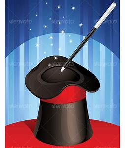 Magic hat | GraphicRiver