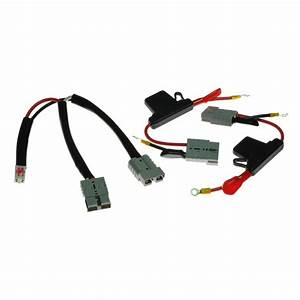 Battery Wiring Harness Kit For The Invacare L-3x - Wiring Harnesses  U0026 Connectors