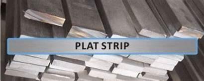 Strip Plate Plat Harga Besi Baja Pt