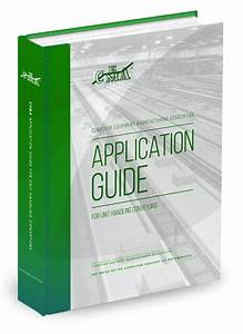 Cema Application Guide For Unit Handling Conveyors  2nd Ed