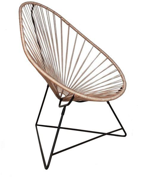 sessel acapulco acapulco chair boqa design sessel leder ros 233 gold kleine
