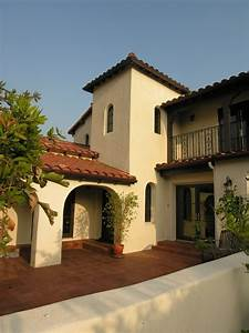 Spanish Style Home - Addition and Remodel - Mediterranean