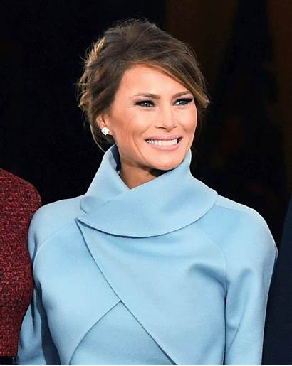 Melania Trump Inauguration Lady Hair Hairstyle Knauss