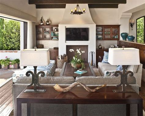 Living Room Wall Arrangements by A Touch Of Colonial In The Palisades Family Room