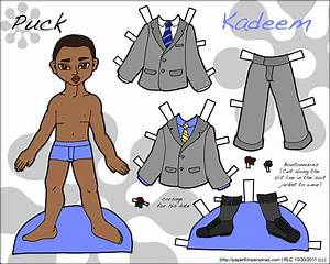 Pixie & Puck: Kadeem and Gabriel Ready for Dates - Paper ...