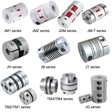 china shac reliable flexible coupling  type spider jaw coupling  stepping motors