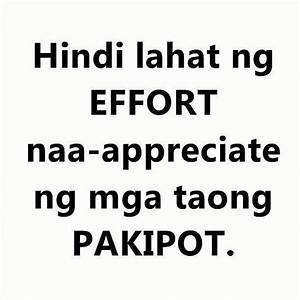 Effort Quotes and Pakipot Quotes