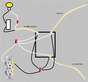 Wiring outlets from ceiling light download free