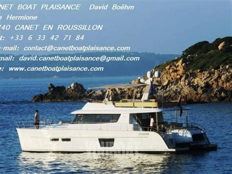Queensland 55 Power Catamaran For Sale by Fountaine Pajot Queensland 55 In Port Canet En Roussillon