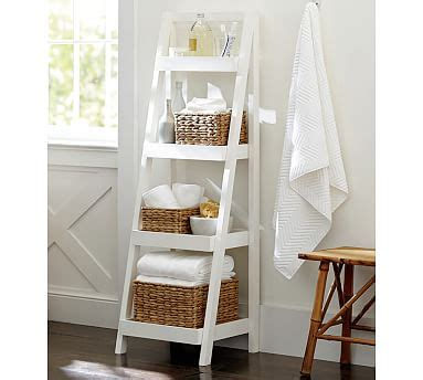 floor ls pottery barn floor standing ladder pottery barn