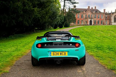 Lotus Reveals The Elise Cup 250
