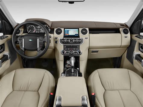 land rover lr4 interior 2012 land rover lr4 cockpit interior photo automotive