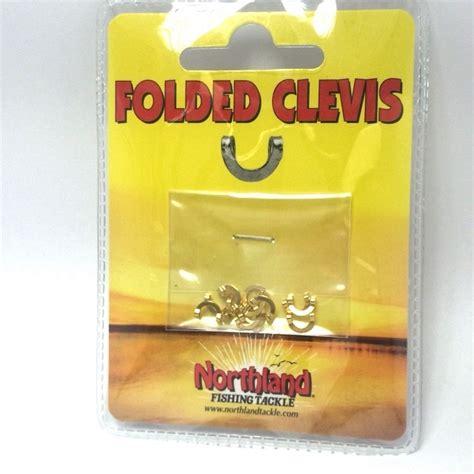 northland folded clevis gold 2 sportsmen s direct