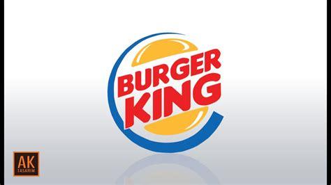 Burger Kİng Logo Tasarımı