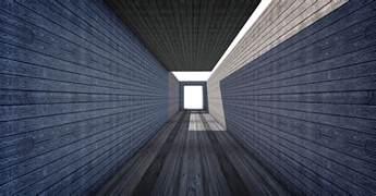 gray tunnel free stock photo