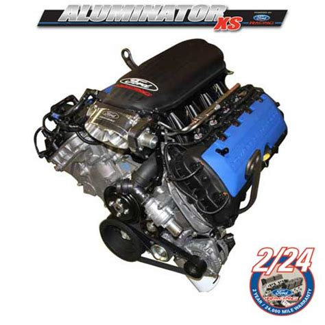 Ford Coyote 50 Engine Diagram by 5 2l Aluminator 5 2 Xs Crate Engine Part Details For M